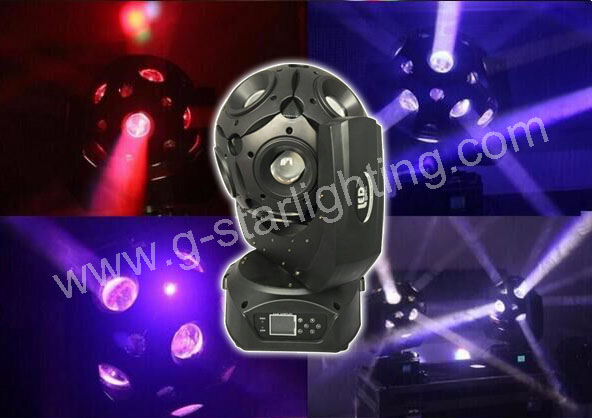 12leds football moving head light